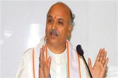 pm modi never visited ramjanmabhoomi togadia