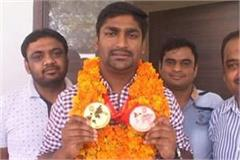 shooter ankur mittal won bronze medal with gold