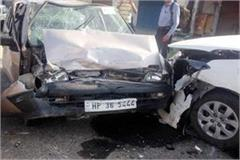 collision between two cars in amb una highway 7 injured