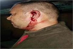 shimla shopkeeper assault