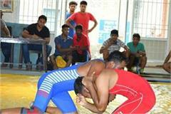 amritsar and faridkot champions in greco roman freestyle wrestling