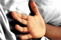 painful incident in chamba  death of mother child