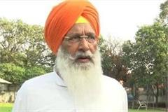 former chief minister can not order firearms dhindsa
