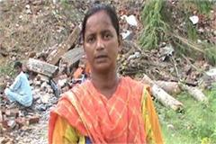 corruption workers sell cremation ground soil of widow s house broken