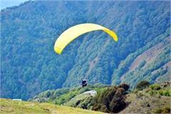 preparation of paragliding cup in beed billing