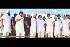 captain playing with fire by encouraging politicians sitting in bargadi