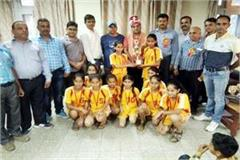solved the dispute in the final joint winners of mandi and bilaspur teams