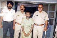 two accused arrested in murder and robbery from punjab third absconding