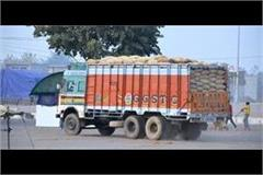 food and allied workers union s load of wheat freight