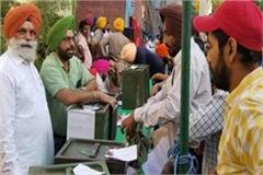 total 60 62 percent voting was held in district kapurthala