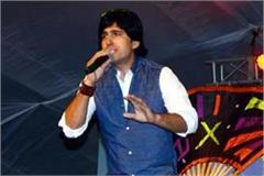 shimla fest  first evening in the name of playback singer anuj sharma