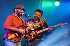 shimla fest  musical band fire crew star gave performance