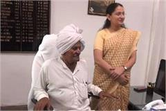 88 year old elderly man became dc for one day