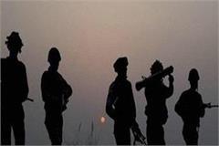 intelligence input on terror attack punjab 4 cities airbase