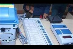 up byelection anger in voters due to poor evm in kanpur