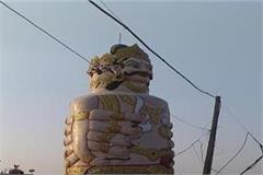 ravana is worshiped in payal in punjab