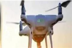 pakistani drone shows again in punjab