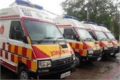 health department ambulances patients get facility on time
