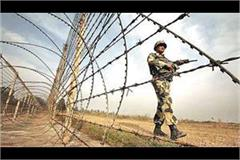 bsf recovered weapons by special task force