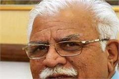 clash between manohar lal khattar and bittu