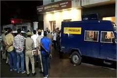 paryagraj 1 crore 60 lakhs disappeared from cash van
