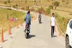 tourists will get rid of the jam in kayor