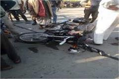 pickup killed 2 motorcycles 1 youth killed 2 injured