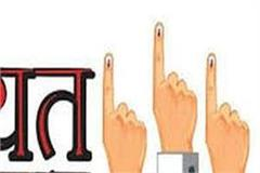 bugle in panchayat by elections