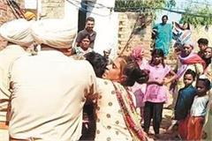 punjab police raid