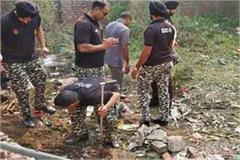 explosion in jalandhar amidst diwali firecrackers