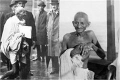 when gandhijis loincloth caused a storm in england