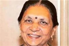 anandiben says things will not change until daughters