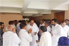congress leader ranjit singh chautala joins inld