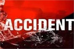 2 people killed in road accident
