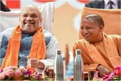 yogi wishes amit shah happy birthday