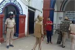 gorakhpur inmates beaten up by deputy jailer for beating fellow