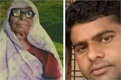pulwendra yadav s grandmother killed in jhansi encounter