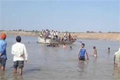 ballia 3 killed due to drowning during idol immersion created chaos