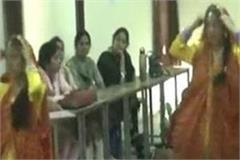 children gave special message in national folk dance and rule play competition