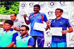 16th national masters swimming championship haryana swimmers won 10 medals