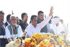 cm kamal nath road show many ministers and mlas will involved