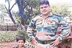 colonel ajay singh of gwalior will get the shaurya chakra