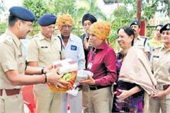 soldiers on the border in diwali too