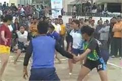 international kullu dussehra for the first time women show power in kabaddi
