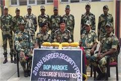 25 62 crore heroin recovered on international border