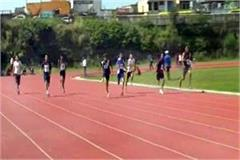 sports meet in anu