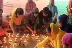 108 lamp burnt sandhi puja in sundernagar