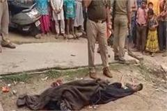 protesting illegal relationship wife suffered heavily husband abuses and kills