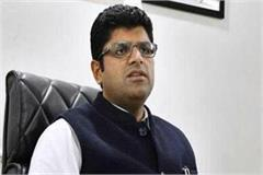 was against the election now started coming close dushyant chautala