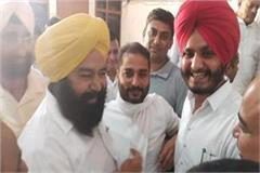now 2 mlas in my family sher singh ghubaya